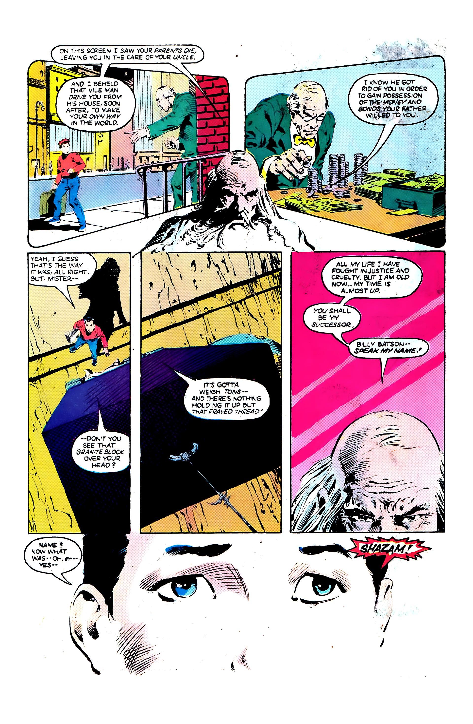 Read online Secret Origins (1986) comic -  Issue #3 - 11