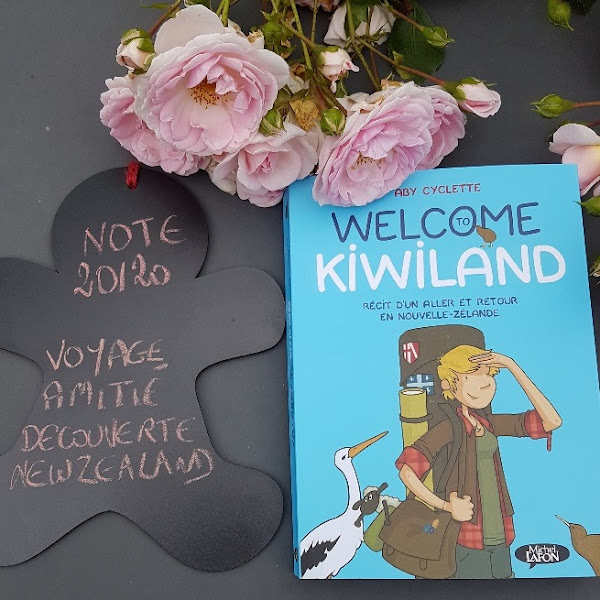 Welcome to kiwiland de Aby Cyclette