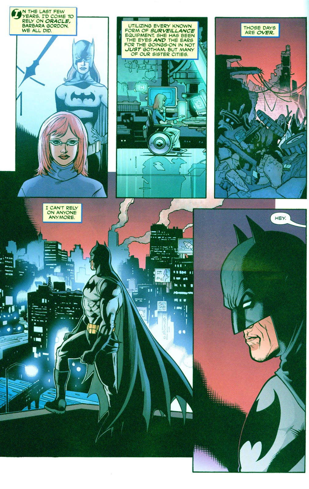 Batman: Under The Hood issue 2 - Page 3