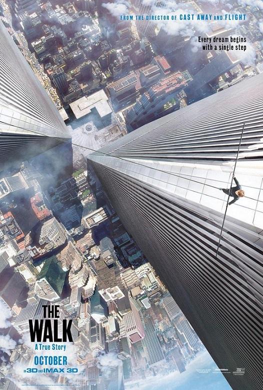 فیلم دوبله : بند باز 2015 The Walk