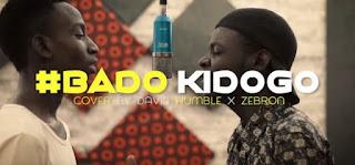 Video David Humble X Zebron – Bado Kidogo Cover Mp4 Download