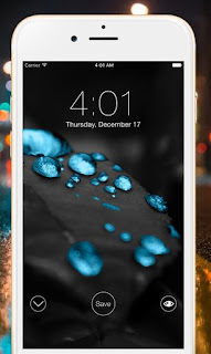 Wallpaper app for iPhones and iPads