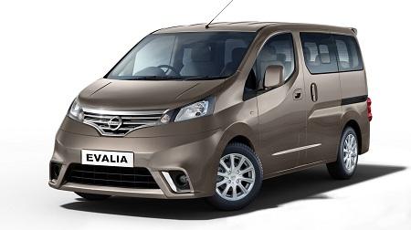 Mobil Nissan New Evalia