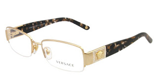 fake versace reading glasses
