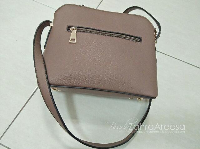 Handbag dari zalora, hadiah bloging dari zalora