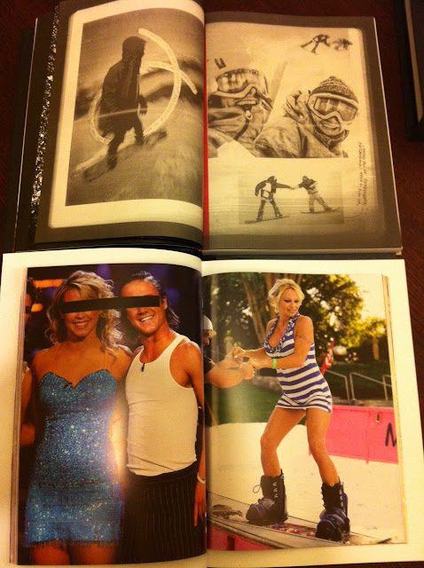 7703c5e4a649 He s going to hate our article on Pamela Anderson snowboarding