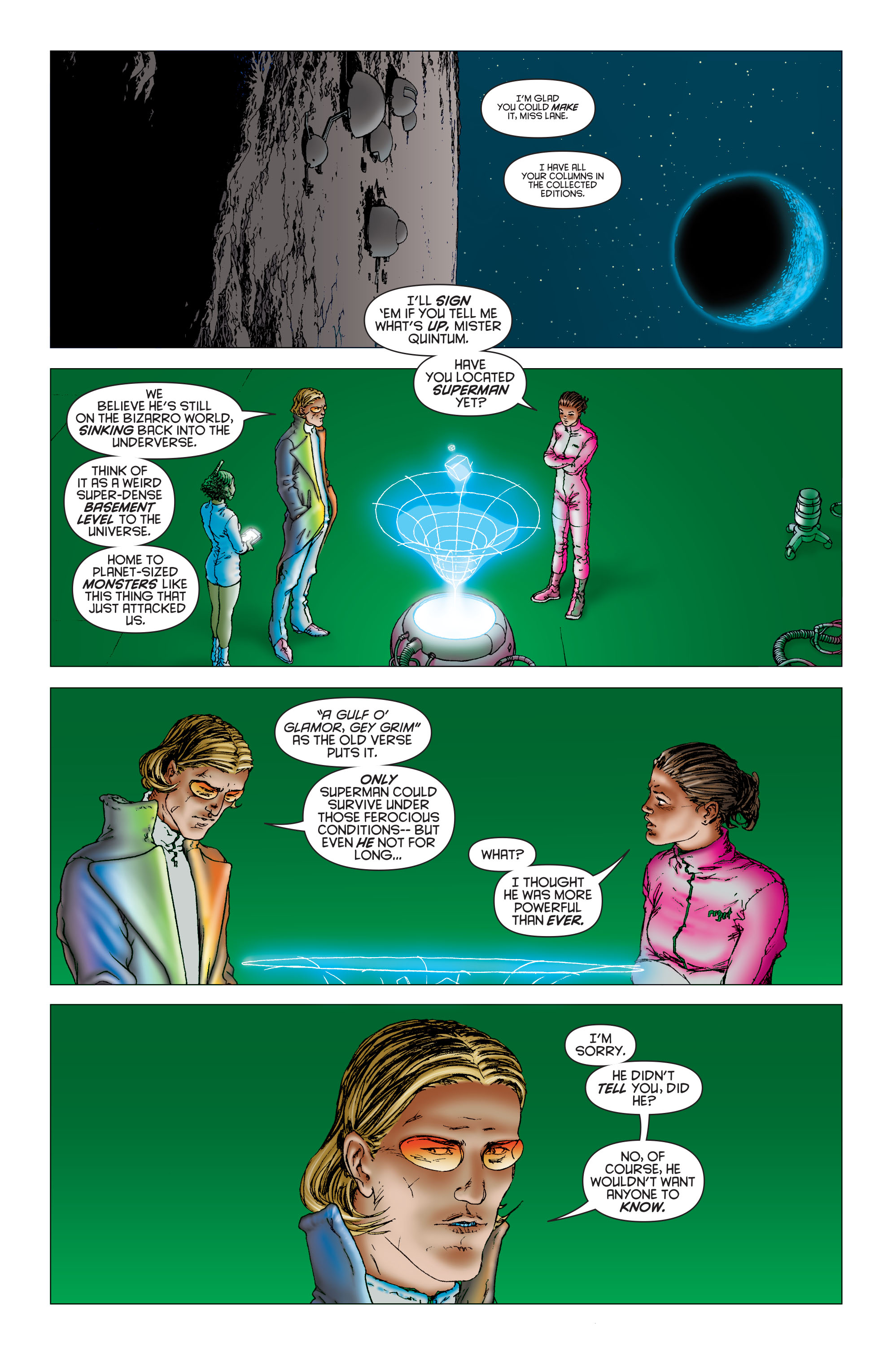 Read online All Star Superman comic -  Issue #8 - 7