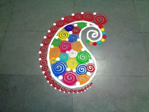 Best Rangoli Design 2017, Rangoli designs 2017 latest, new year 2017 rangoli designs, latest rangoli designs for competition, 2017 rangoli image, rangoli for new year 2017, new year designs rangoli, rangoli designs 2017 images, happy new year rangoli design gallery,