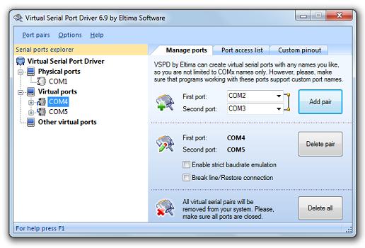 Kết quả hình ảnh cho Virtual Serial Port Driver VI DIEU KHIEN