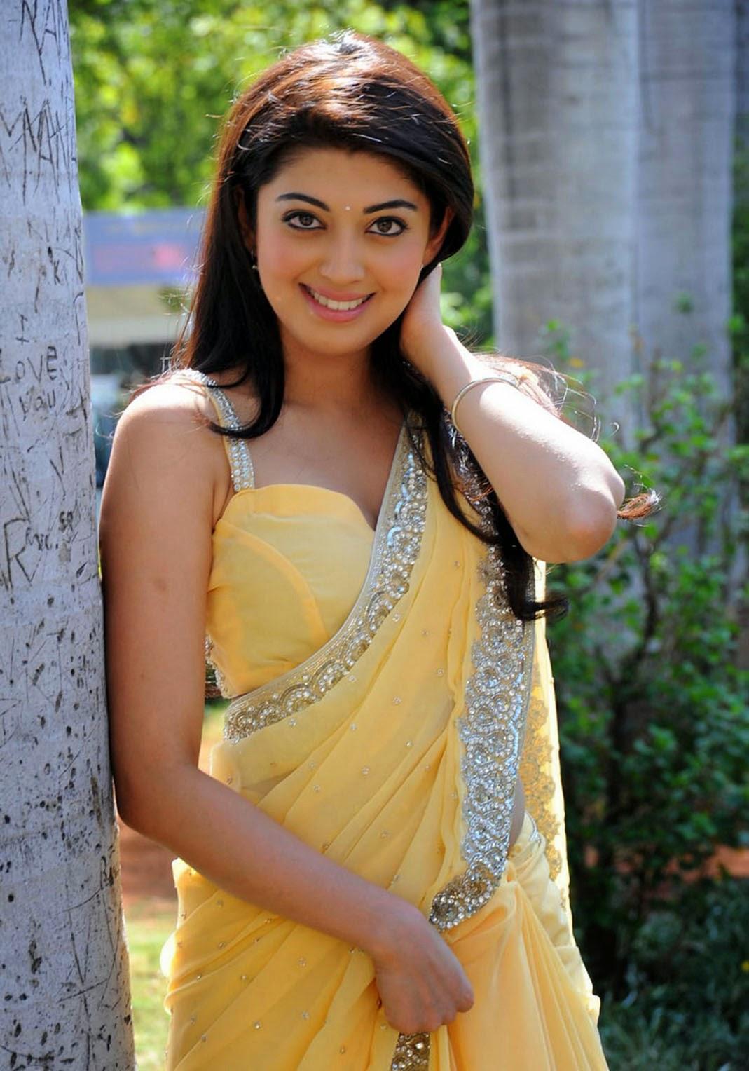 Filmy Girls: Pranitha In Saree