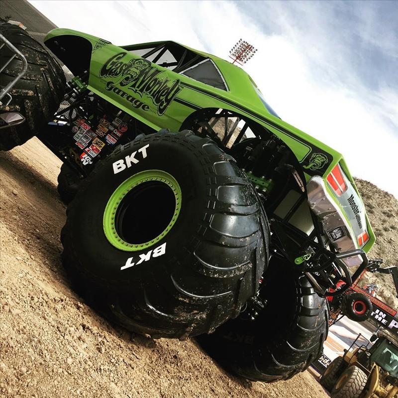 Coronet Monster Truck 2