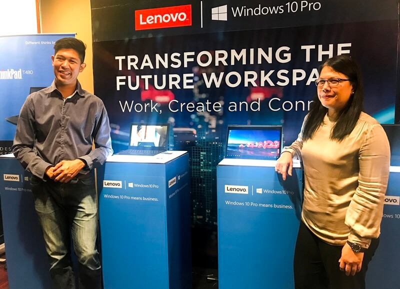 Lenovo PH Outs 8th-Gen ThinkPads and ThinkStations