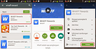 whaff, playstore