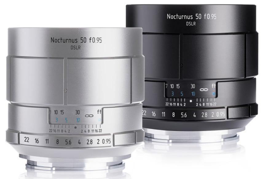 Объектив Meyer-Optik Görlitz Nocturnus 50mm f/0.95 для зеркальных камер