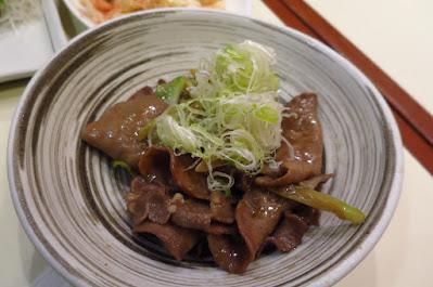 Keria Japanese Restaurant, gyutan