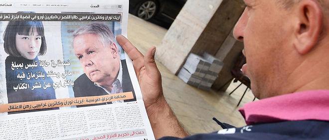 Les deux journalistes accusés de chantage sur le roi du Maroc tentent d'annuler les enregistrements.