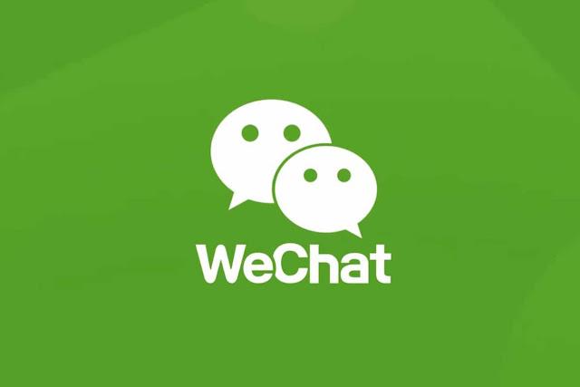 Media Sosial WeChat Berbasis Blockchain