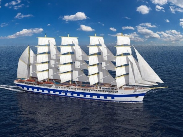 Star Clippers Introduces Flying Clipper