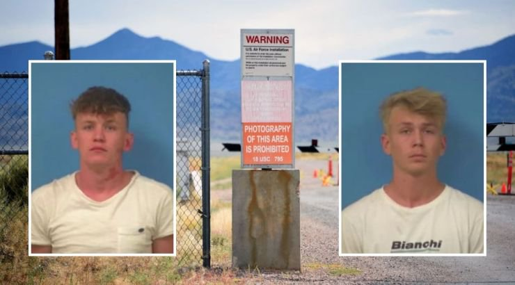People Are Getting Arrested For Trying To 'Storm Area 51'