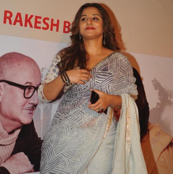 Vidya Balan Very Hot Beautiful Photoshoot In White Saree