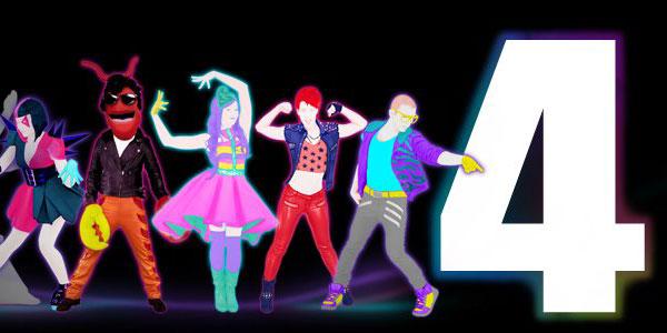 Just Dance 4 - trailer WII , WII U