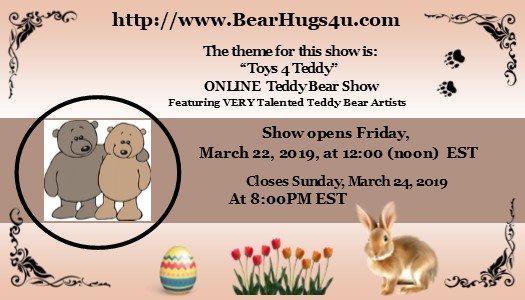 "Online-Show ""Toys4Teddy"""
