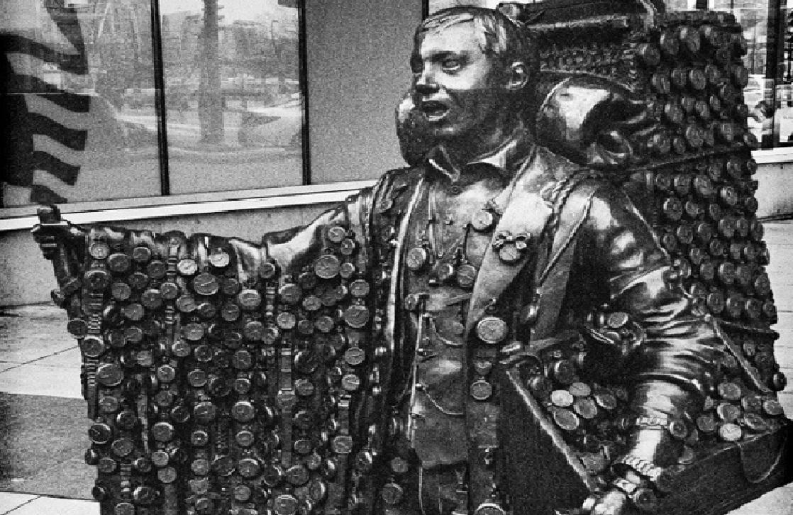 Delapan Patung Dengan Bentuk Yang Aneh Dan Unik Di Dunia KataSaya