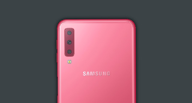 Samsung Galaxy A7 (2018) Goes Official