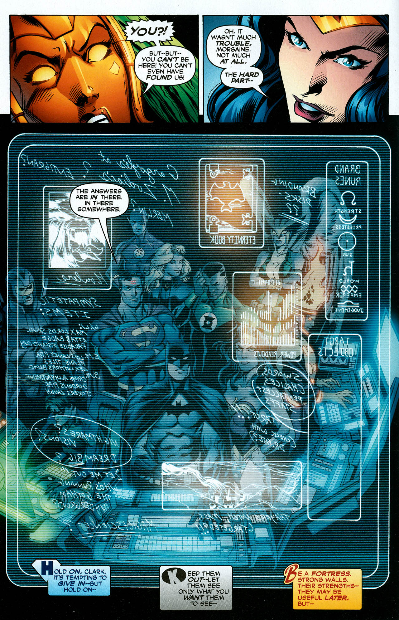 Read online Trinity (2008) comic -  Issue #15 - 6