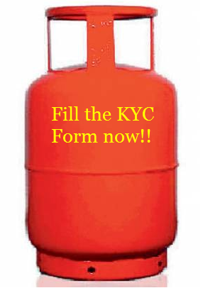 What is KYC in Gas Connection
