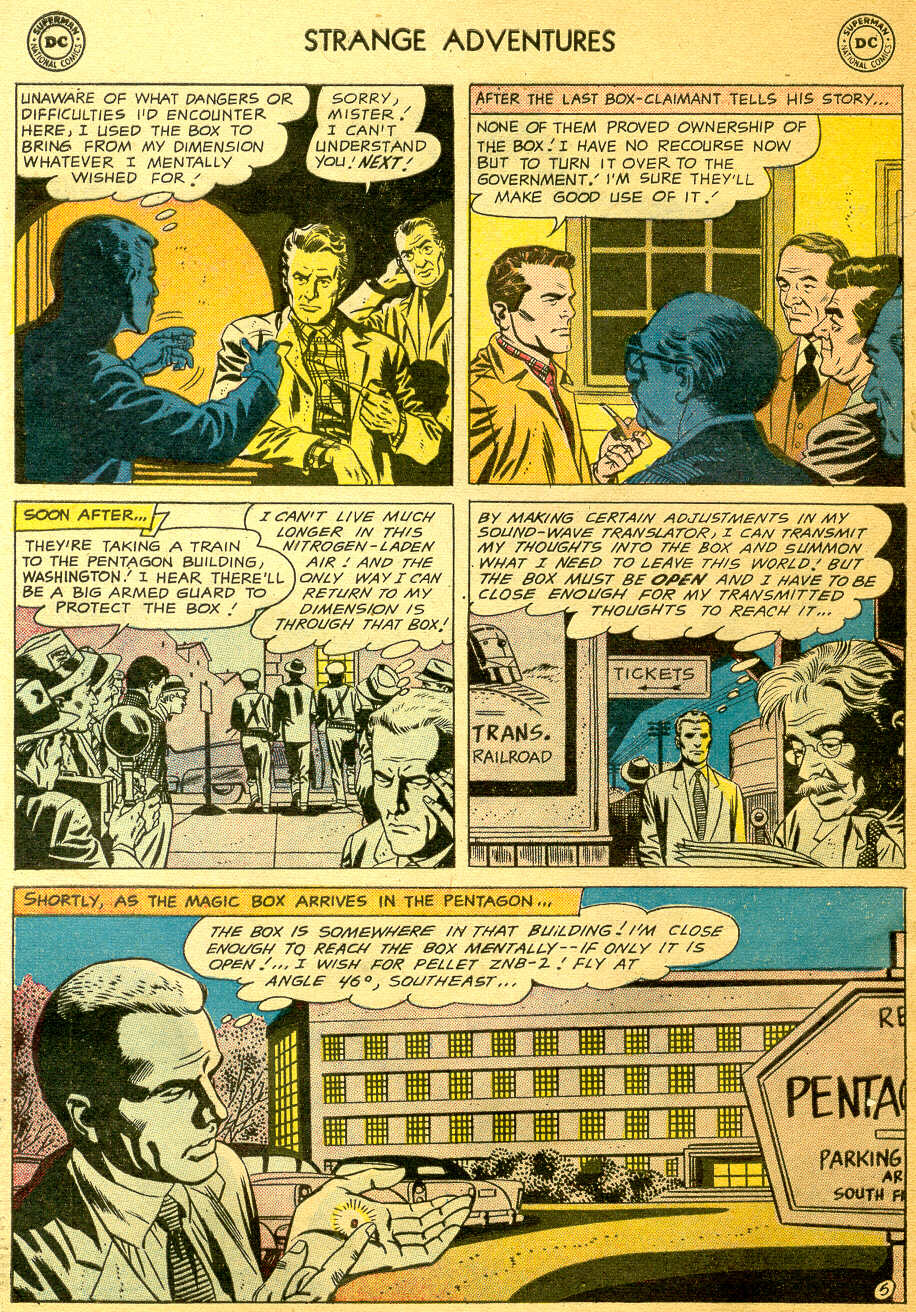 Strange Adventures (1950) issue 81 - Page 32