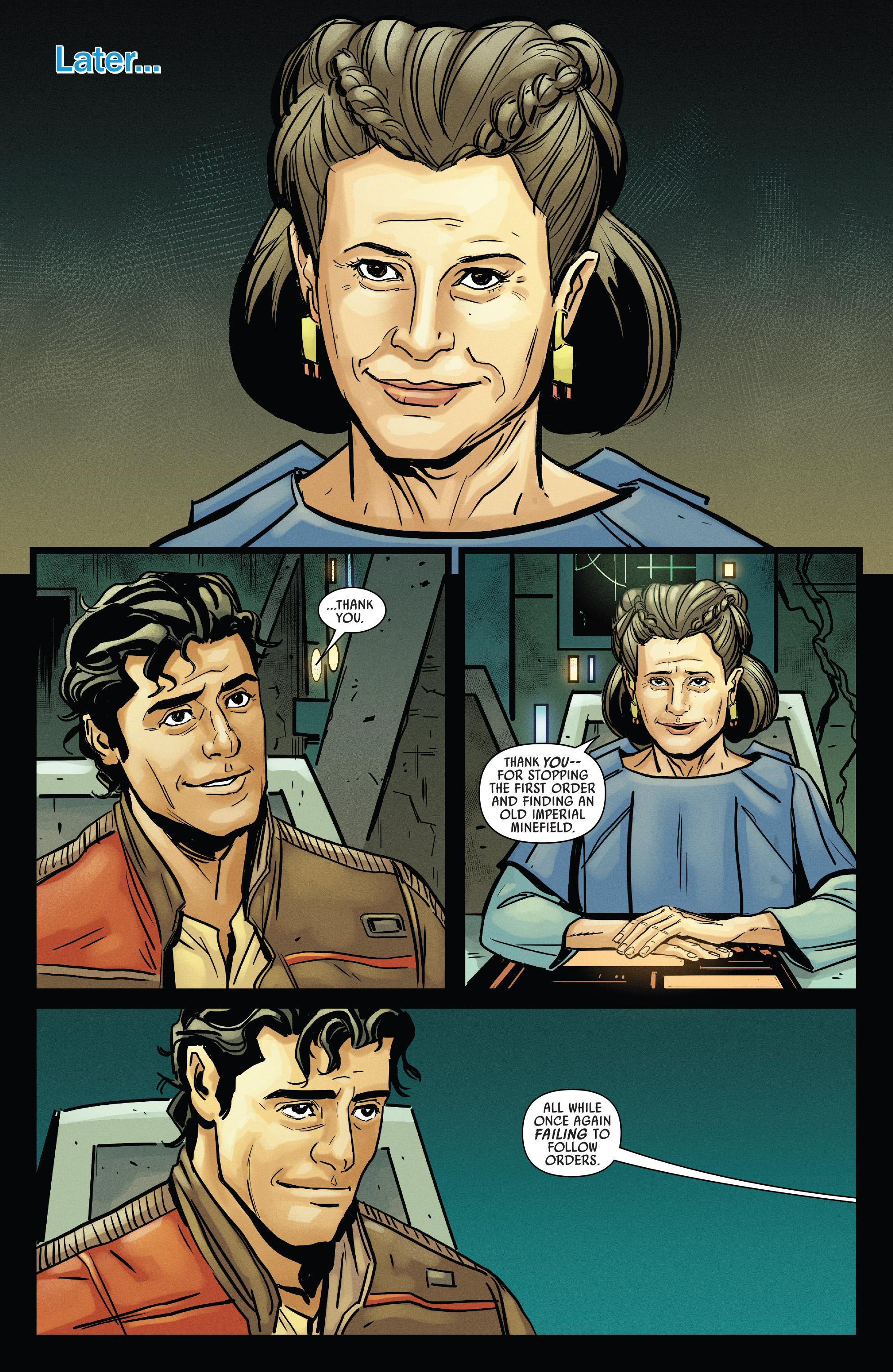 Read online Star Wars: Poe Dameron comic -  Issue # _Annual 1 - 30