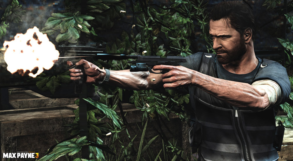 Plot Is Gameplay S Bitch Max Payne 3 Worth Writing Home About