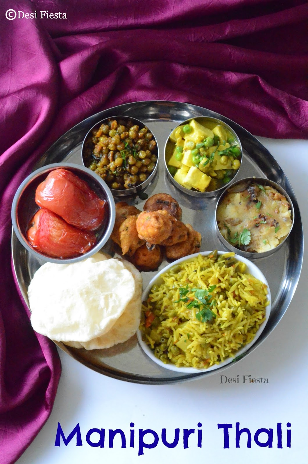 Manipuri thali manipur cuisine desi fiesta manipuri recipes forumfinder Image collections
