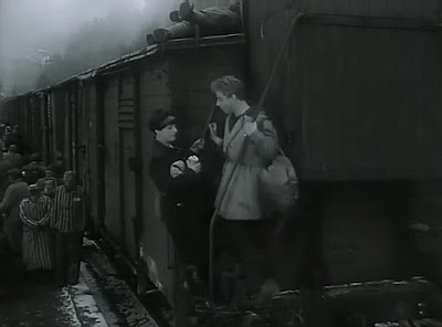 pociągi w filmach