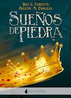 """Imagen de la portada del libro """"Sueños de piedra"""""""