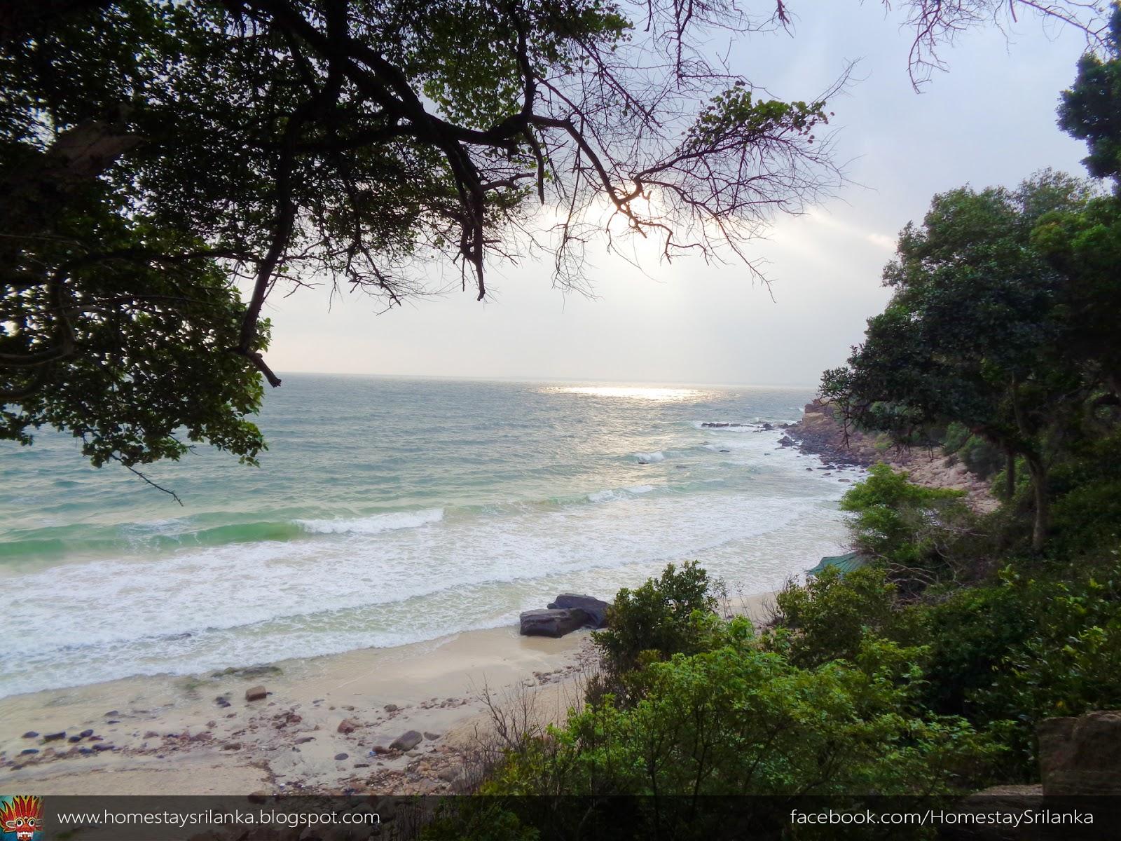 Green Bay Beach Trincomalee Sri Lanka