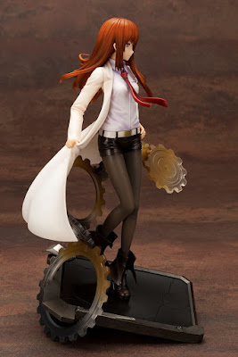 "Kurisu Makise 1/8 Anatomical Dual de ""Steins;Gate 0"" - Kotobukiya"