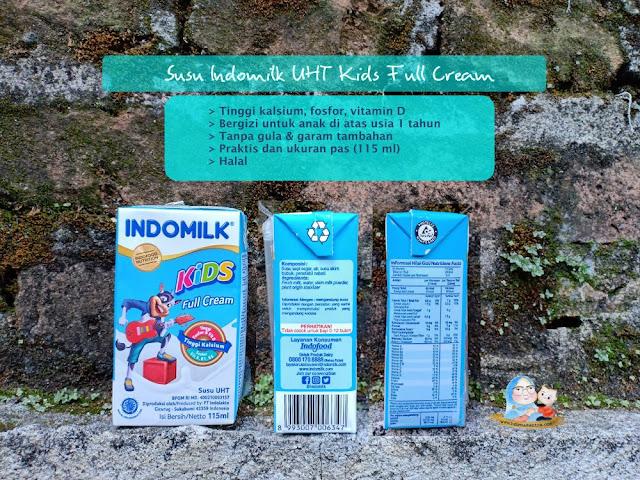 susu anak tanpa garam dan gula tambahan