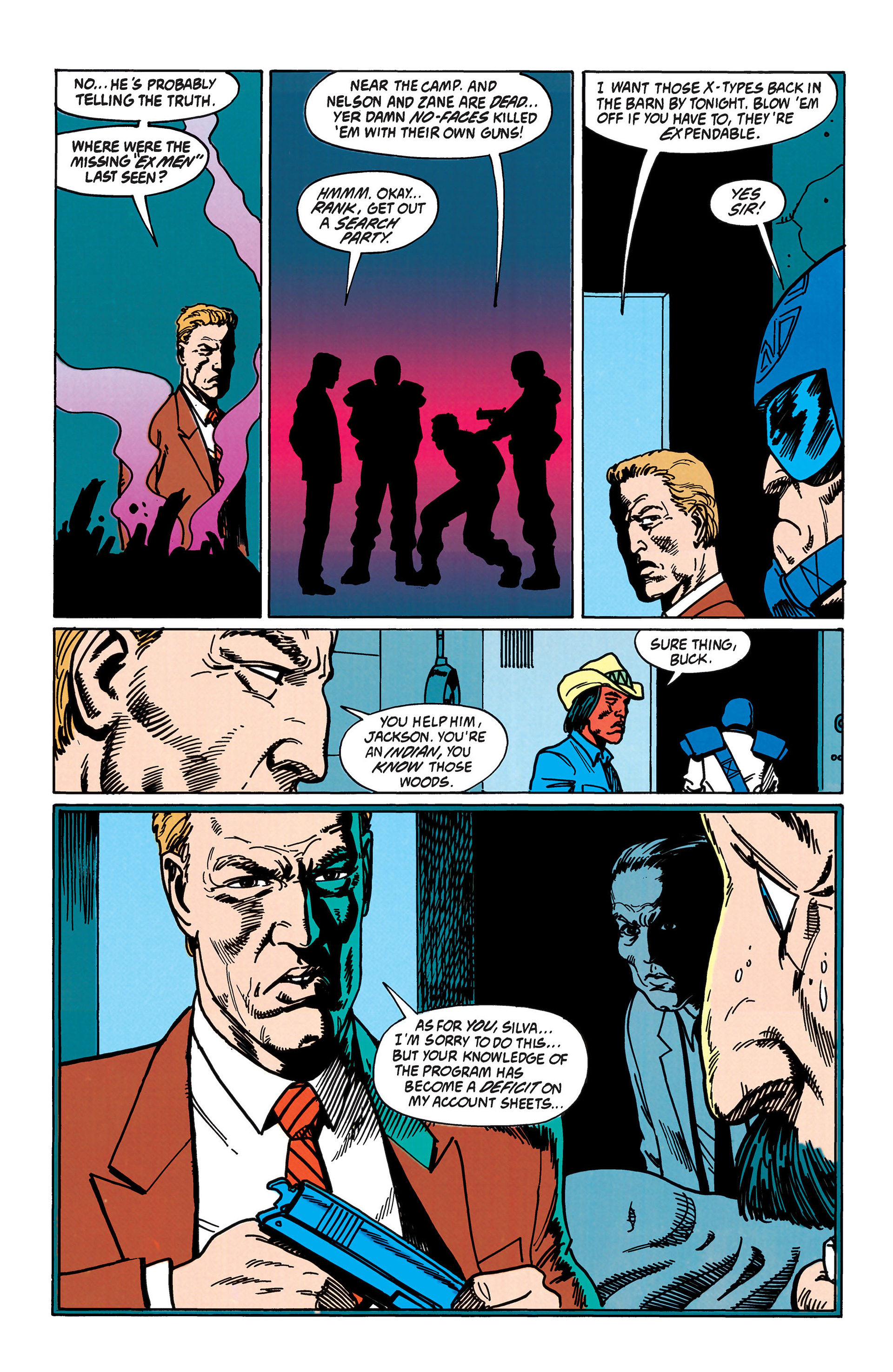 Read online Animal Man (1988) comic -  Issue #43 - 17