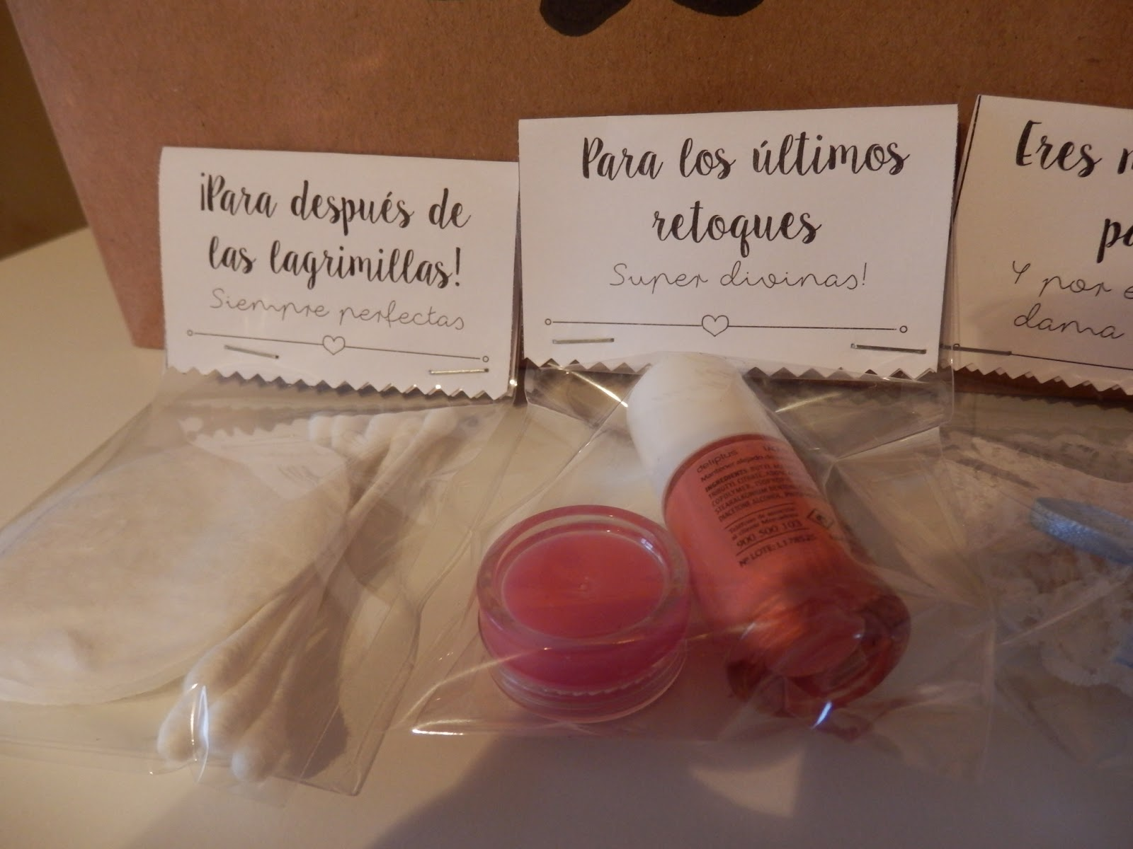 Diy Bodil: Manualidades para bodas: Kit Damas de Honor