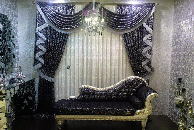 beautiful living room drapes 2017 ideas with lighting and matching dewan