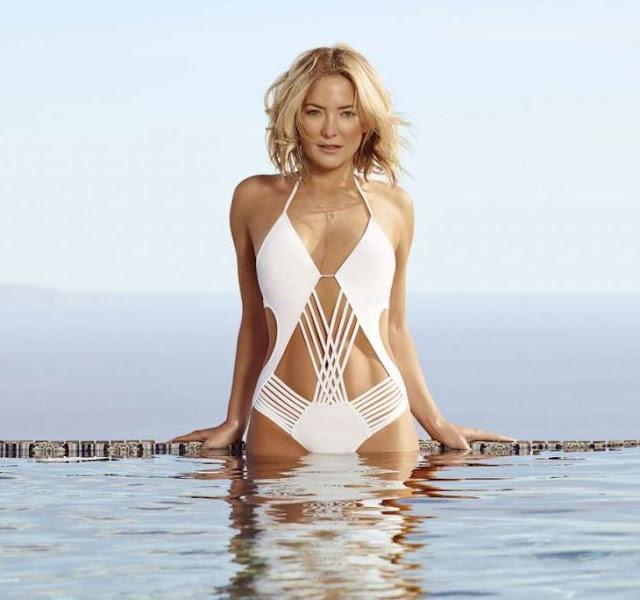Kate Hudson – Swimwear Summer 2016