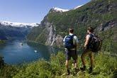 Entre rutas en bici y hamburguesas de salmón: Verano en Noruega