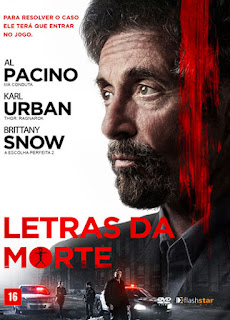 Letras da Morte - BDRip Dual Áudio