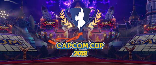 はじめてのCapcom Cup観戦ガイド vol. 10 (2018 ver.)