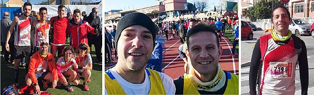 Atletismo Aranjuez Medio Maratón Getafe