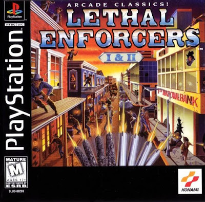 descargar lethal enforcers 1 y 2 psx mega