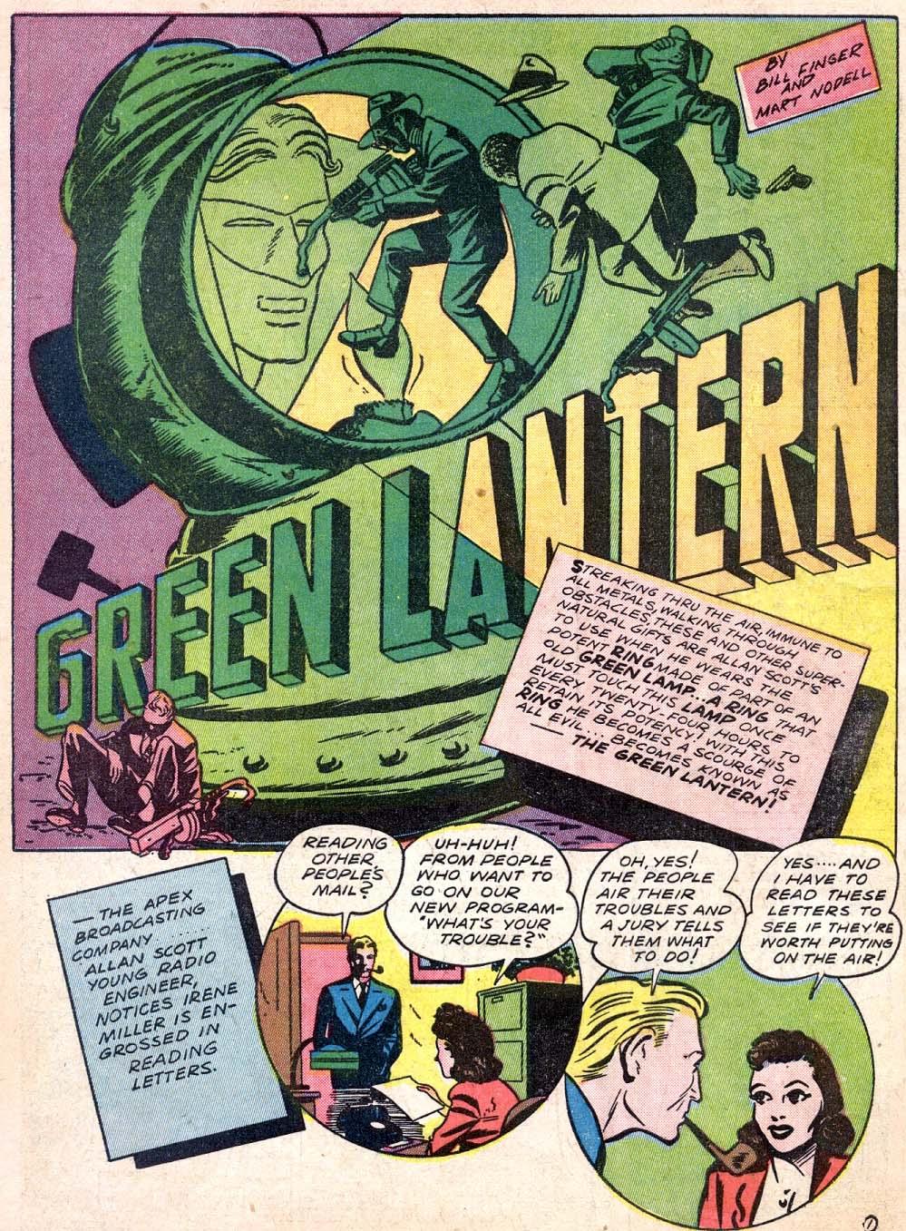 Read online All-American Comics (1939) comic -  Issue #30 - 3