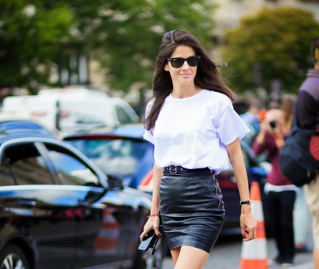 t-shirt bianca come abbinare la t-shirt bianca abbinamenti t-shirt bianca white t-shirt how to wear white t-shirt street style fashion moda estate 2016 mariafelicia magno fashion blogger fashion blog italiani fashion blogger italiane web influencer